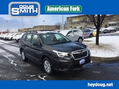 New Subaru 2019 Subaru Forester Standard SUV JF2SKACC4KH472979 for sale in American Fork, UT