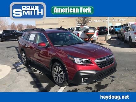 Featured new 2021 Subaru Outback Premium SUV for sale in American Fork, UT
