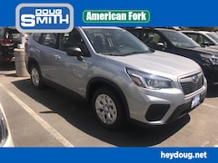 New Subaru 2019 Subaru Forester Standard SUV JF2SKACC5KH517508 for sale in American Fork, UT