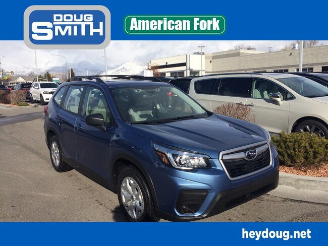 New Subaru 2019 Subaru Forester Standard SUV for sale/lease American Fork, UT