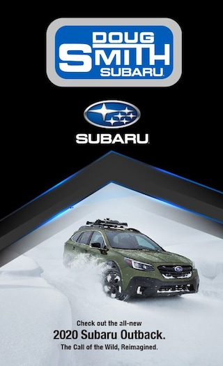 Check out the all-new 2020 Subaru Outback