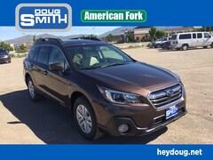 New Subaru 2019 Subaru Outback 2.5i Premium SUV 4S4BSAFCXK3362456 for sale in American Fork, UT