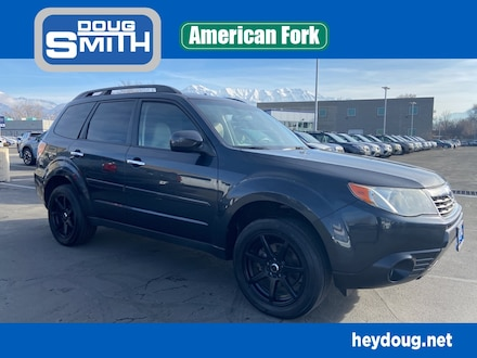 Featured used 2010 Subaru Forester 2.5X Premium SUV for sale in American Ford, UT