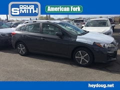 New Subaru 2019 Subaru Impreza 2.0i Premium 5-door 4S3GTAC6XK3733119 for sale in American Fork, UT