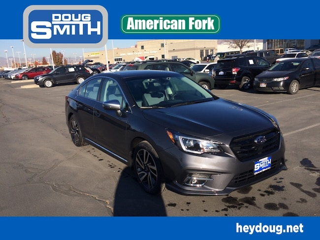 New Subaru 2019 Subaru Legacy 2.5i Sport Sedan for sale/lease American Fork, UT
