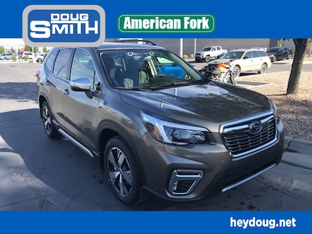 Featured new 2021 Subaru Forester Touring SUV for sale in American Fork, UT
