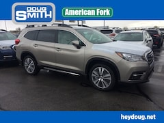 New Subaru 2019 Subaru Ascent Limited 7-Passenger SUV 4S4WMAMD8K3467942 for sale in American Fork, UT