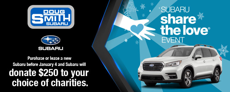Subaru Share The Love Specials in Utah