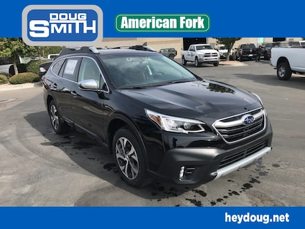 Featured new 2021 Subaru Outback Touring SUV for sale in American Fork, UT
