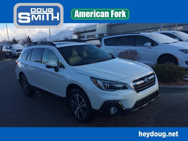 New Subaru 2019 Subaru Outback 2.5i Limited SUV for sale/lease American Fork, UT
