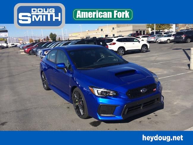 New 2019 Subaru Wrx Sti For Sale In American Fork Ut Serving Salt