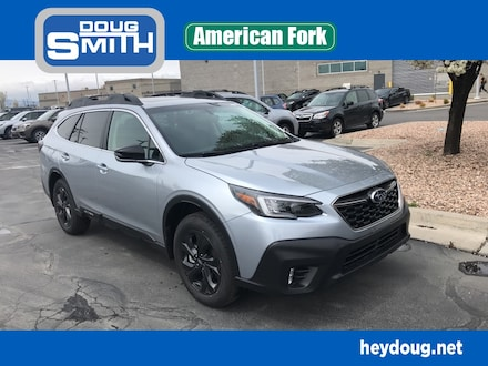 Featured new 2021 Subaru Outback Onyx Edition XT SUV for sale in American Fork, UT