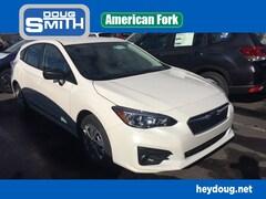 New Subaru 2019 Subaru Impreza 2.0i 5-door 4S3GTAA62K3740701 for sale in American Fork, UT
