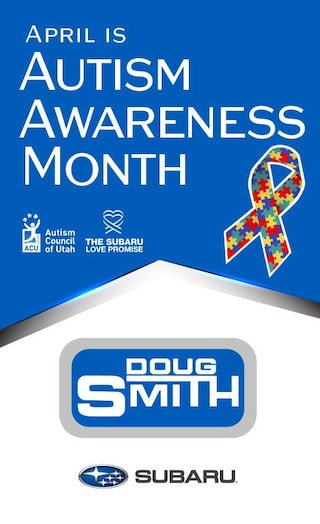 Autism Awareness Month at Doug Smith Subaru