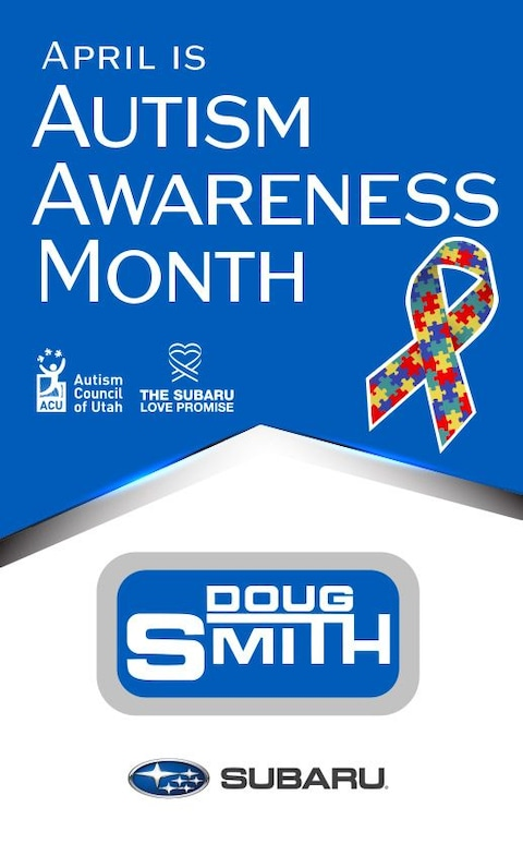 Autism Awareness Month at Doug Smith Subaru