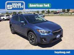 New Subaru 2019 Subaru Crosstrek 2.0i Premium SUV JF2GTACC5KH325007 for sale in American Fork, UT