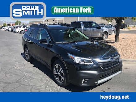 Featured new 2021 Subaru Outback Limited SUV for sale in American Fork, UT