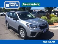 New Subaru 2019 Subaru Forester Standard SUV JF2SKACC4KH535403 for sale in American Fork, UT