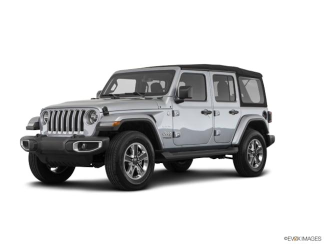 2019 Jeep Wrangler UNLIMITED SAHARA 4X4 Sport Utility Rockaway, NJ