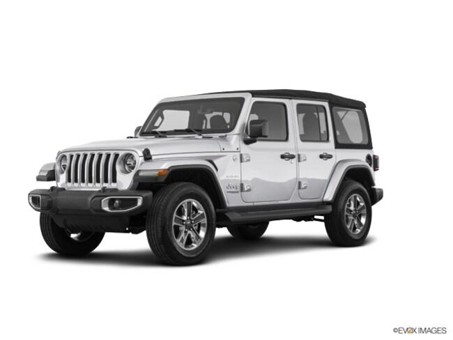 2018 Jeep Wrangler UNLIMITED SAHARA 4X4 Sport Utility Rockaway, NJ