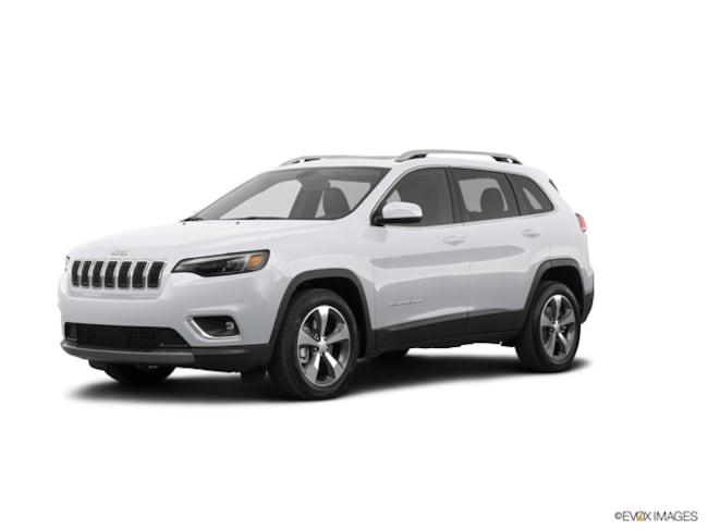 2019 Jeep Cherokee LATITUDE PLUS 4X4 Sport Utility Rockaway, NJ