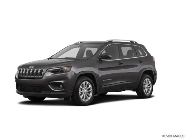2019 Jeep Cherokee ALTITUDE 4X4 Sport Utility Rockaway, NJ