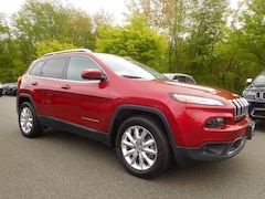 Used 2017 Jeep Cherokee Limited SUV Sussex, NJ