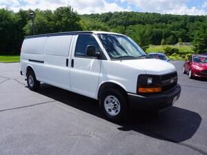 2011 Chevrolet Express Cargo 3500