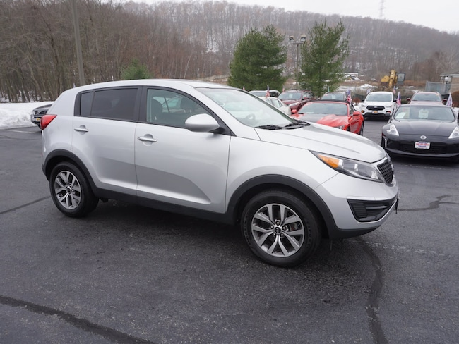 2014 Kia Sportage LX SUV in New Jersey