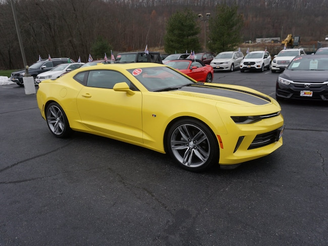 2018 Chevrolet Camaro LT Coupe Sussex, NJ