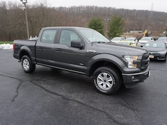 2016 Ford F-150 XL Sport Truck SuperCrew Cab