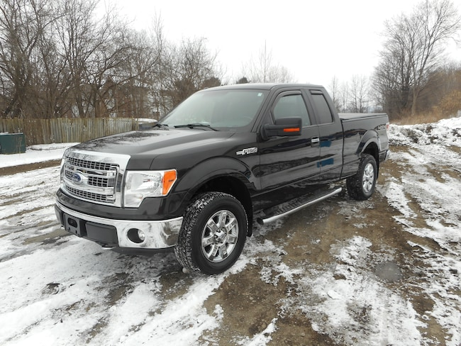 2013 Ford F-150 XLT Truck SuperCab