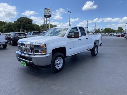 2019 Chevrolet Silverado 2500HD WT Truck