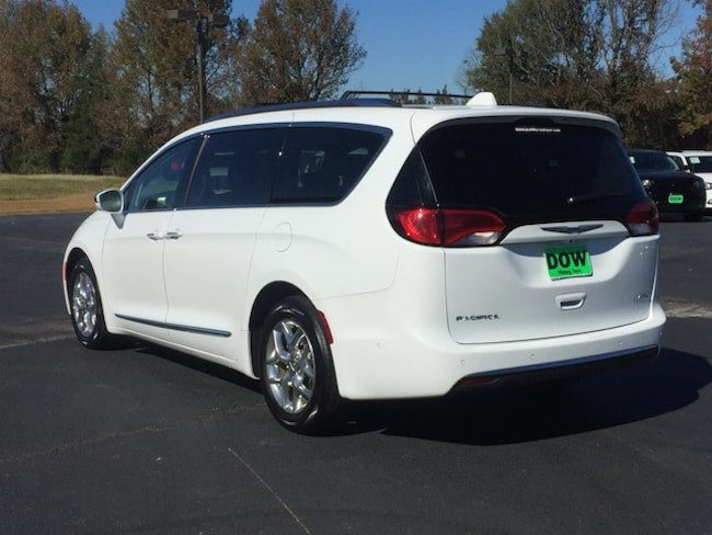 used 2018 chrysler pacifica limited for sale near mount pleasant tx serving pittsburg gilmer. Black Bedroom Furniture Sets. Home Design Ideas