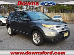 2015 Ford Explorer 7 XLT 4WD SUV
