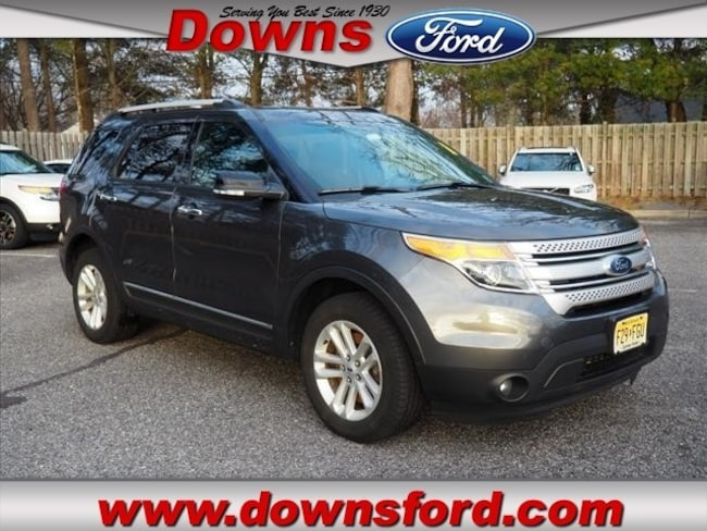 2015 Ford Explorer 4 XLT 4WD SUV
