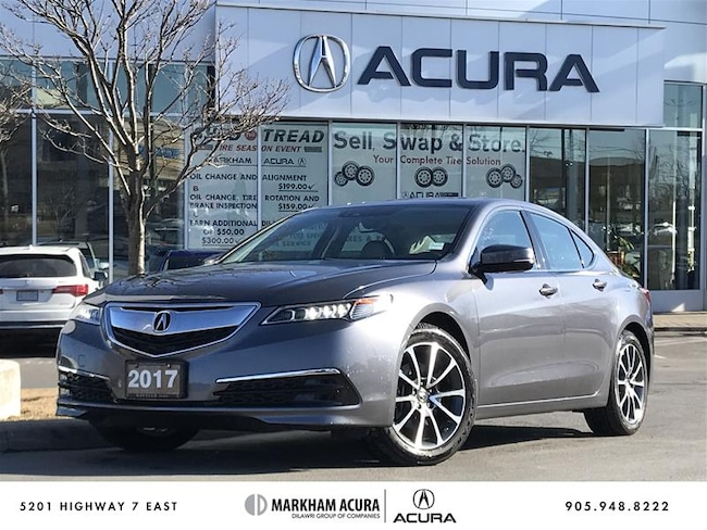 2017 Acura TLX 3.5L SH-AWD w/Tech Pkg Navi, Backup Cam, BSM, Heat Sedan