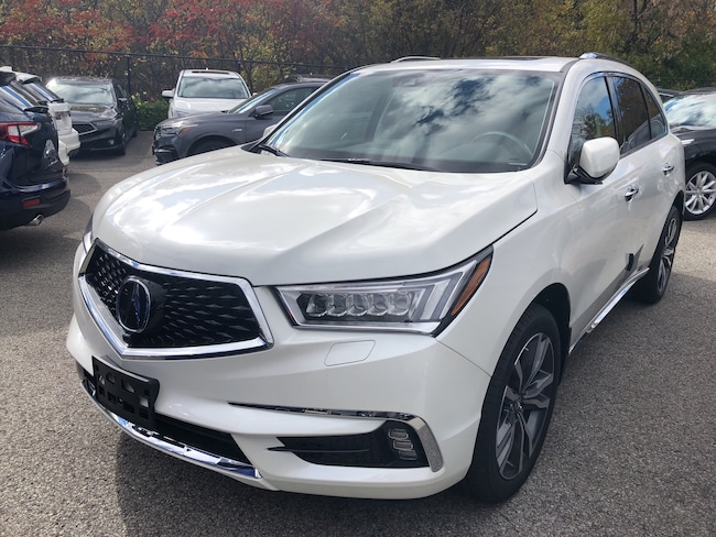 6 Passenger Suv >> New 2019 Acura Mdx For Sale At Markham Acura Vin 5j8yd4h04kl800810