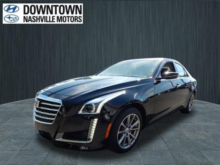 Used 2019 CADILLAC CTS 3.6L Luxury Sedan Nashville, TN