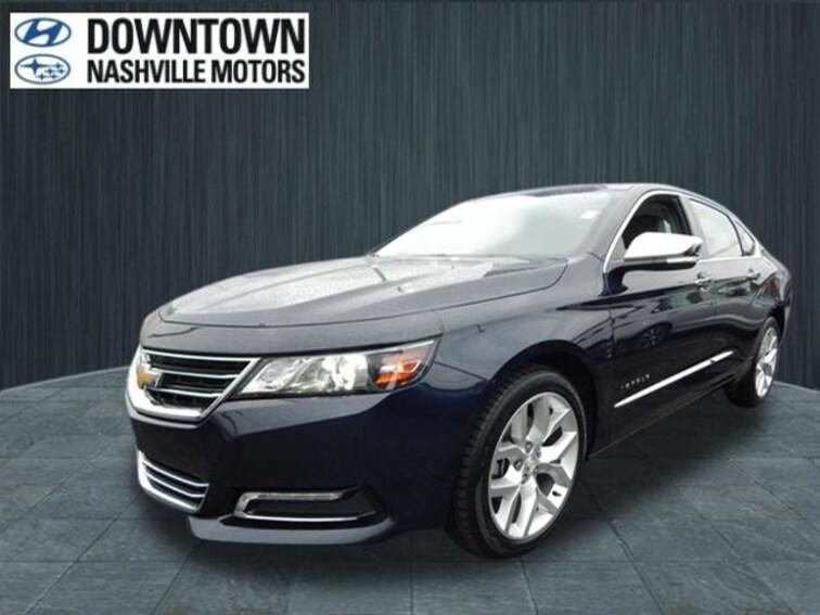 Used 2018 Chevrolet Impala Premier w/2LZ Sedan Nashville, TN