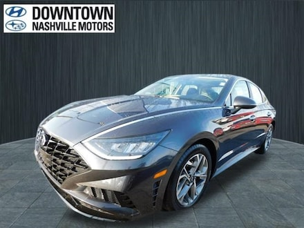 Used 2020 Hyundai Sonata SEL Sedan Nashville, TN