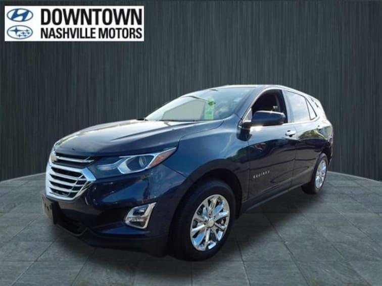 Used 2018 Chevrolet Equinox LT w/1LT SUV Nashville, TN