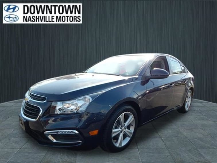 Used 2015 Chevrolet Cruze 2LT Auto Sedan Nashville, TN