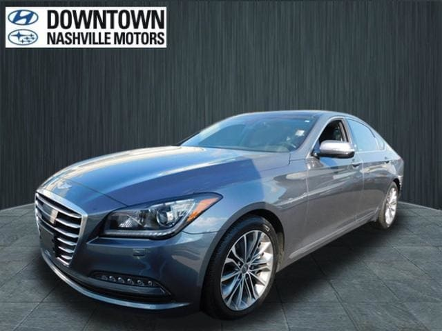 Used 2016 Hyundai Genesis 3.8 (A8) Sedan Nashville, TN