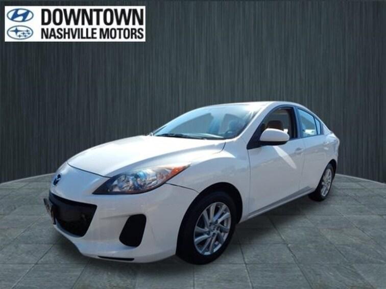 Used 2012 Mazda Mazda3 i Touring (M6) Sedan Nashville, TN
