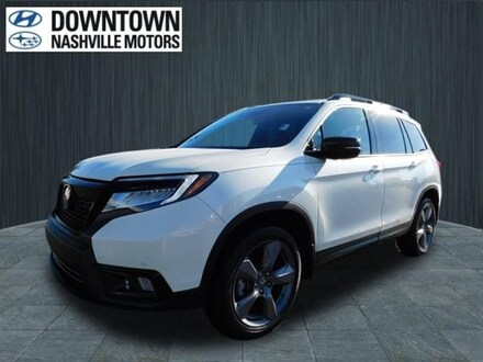 Used 2019 Honda Passport Elite AWD SUV Nashville, TN