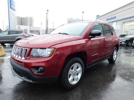 Used 2017 Jeep Compass Sport FWD SUV Nashville, TN