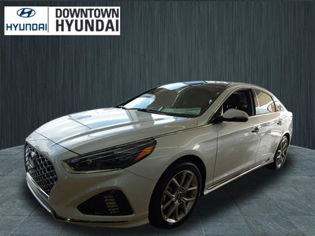 Used 2018 Hyundai Sonata Limited 2.0T+ Sedan Nashville, TN