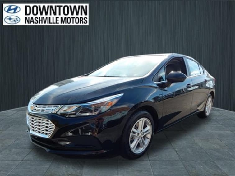 Used 2018 Chevrolet Cruze LT Auto Sedan Nashville, TN