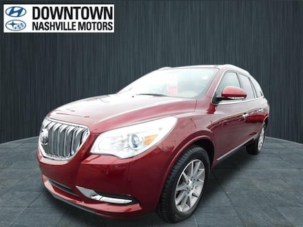 Used 2015 Buick Enclave Leather SUV Nashville, TN